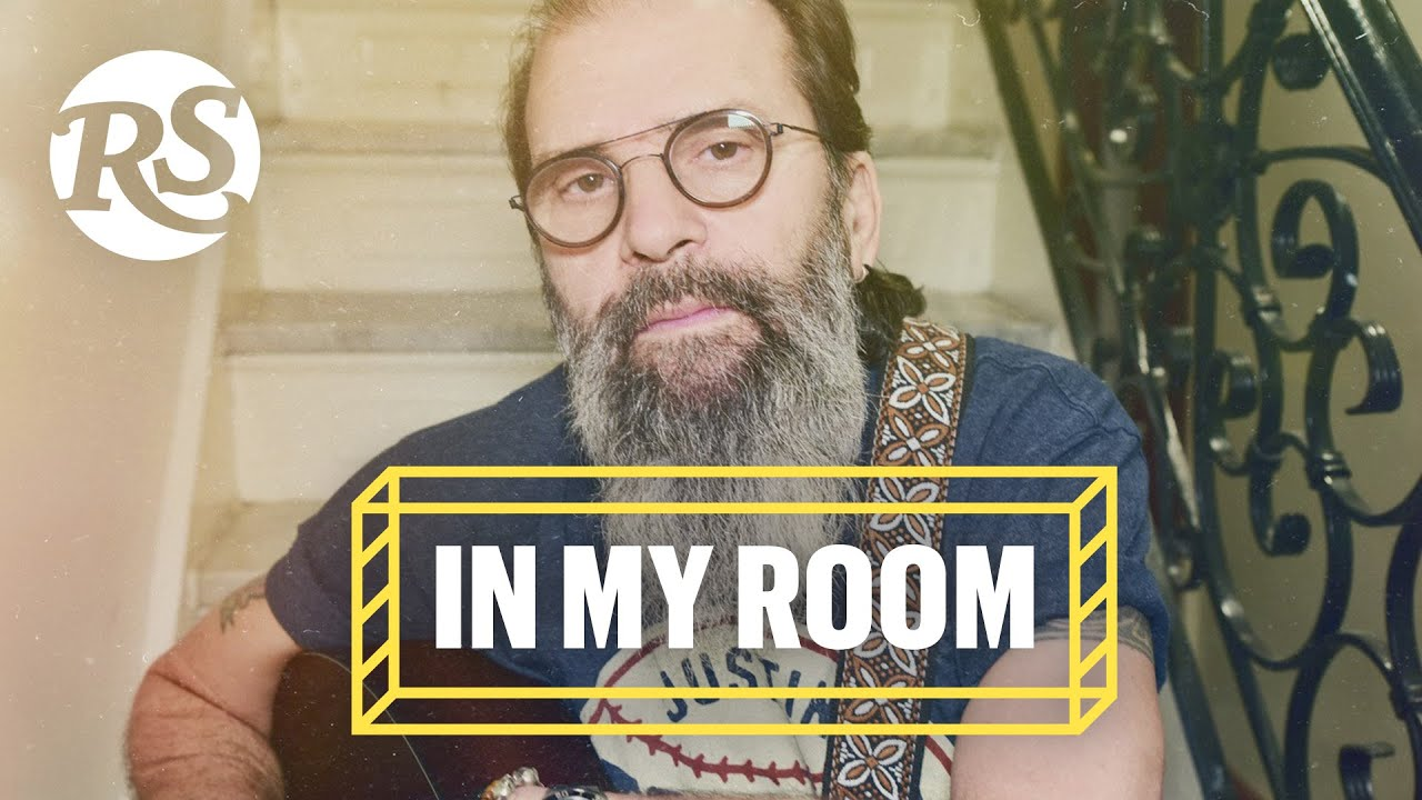 Steve Earle Performs A Tribute to His Late Son, Musician Justin Townes Earle | In My Room