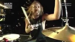 Foo Fighters - Detroit Rock City, Tom Sawyer (Maracanã, Rio de Janeiro)