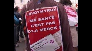 Levothyrox :  vidéo intégrale bloquée par YouTube ...