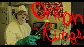 My Drunk Kitchen, S2E09: Onion Rings