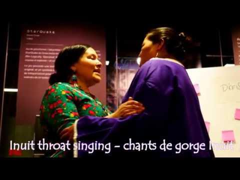 katajjaq - inuit throat singing - Chant de gorge inuit