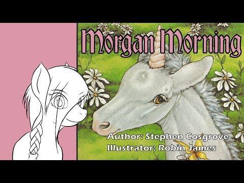 Ember's Reading Room: Morgan Morning