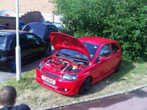 vauxhall corsa c z20let drive by 300bhp monster corsa zlet engine rh youtube com 2014 GM 6.2 Engine Specs corsa c z20let wiring guide