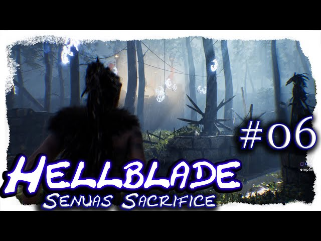 Hellblade - Senua's Sacrifice #06 🔷 Stimmen im Wind 🔷 Let's Play, 4k, UHD, blind, deutsch, LP