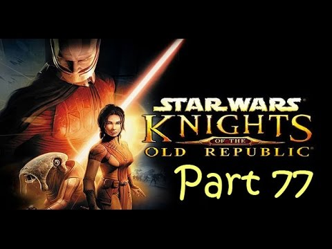 Star Wars: Knights of the Old Republic - The Temple (Part 77)