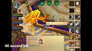 order chaos fast core kill 30 seconds nemesis guild mzl
