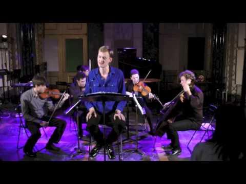 Cantata Profana - Schoenberg - Ode To Napoleon, Op. 41