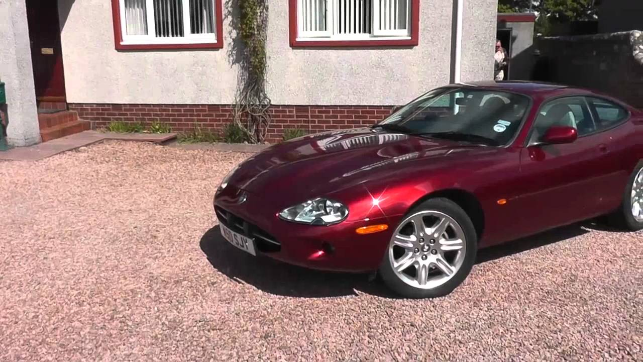 Jaguar XK8 XKR Big Bore Silenced Stainless Steel Exhaust System From Dave  Roche XK8 XKR Parts