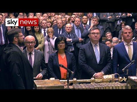 MPs derail Boris