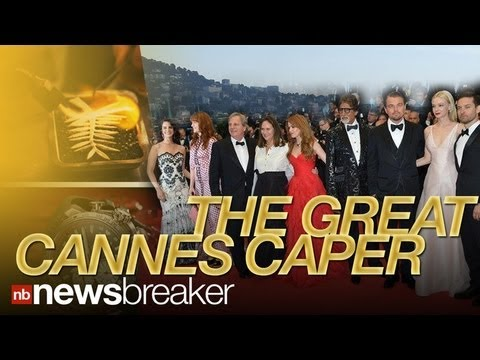 DEVELOPING: Million Dollar Jewelry Heist at Cannes Film Festival