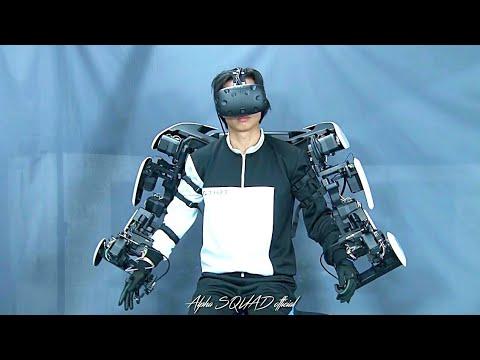 Robot 2018 Toyota Robot 2018 Toyota T Hr3 Humanoid Robot Dance