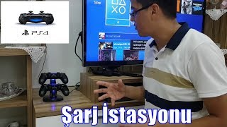 ps4 Dualshock 4 Charging station box opening and installation