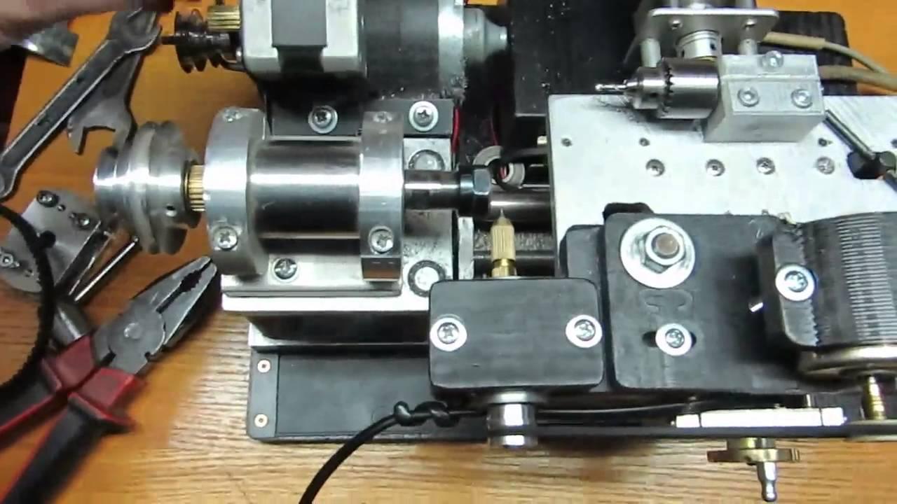 Как сделать самодельный токарный станок по металлу фото 93