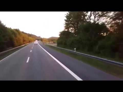 Zora rana na A 45 prema Dortmundu
