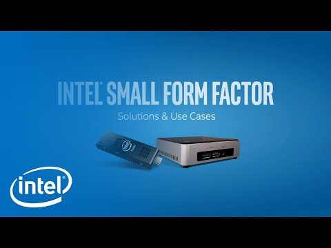 Intel Small Form Factor Solutions & Use Cases | Intel Business