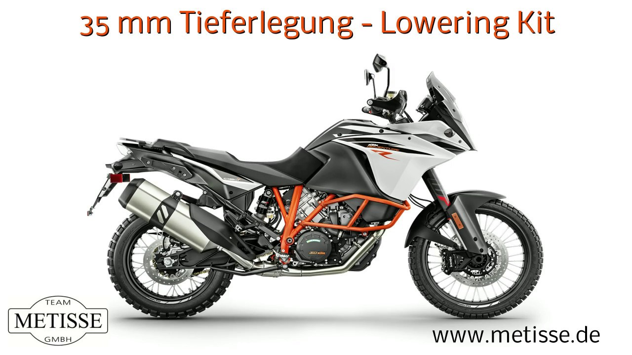 Ktm Adventure R Lowering Kit