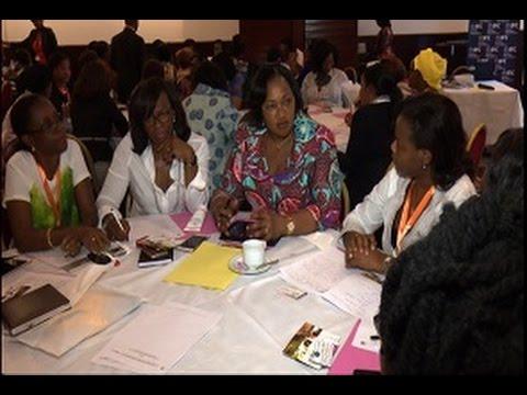 Côte d'Ivoire: Séminaire des femmes entrepreneurs pour l'accès au financementde YouTube · Durée:  1 minutes 43 secondes
