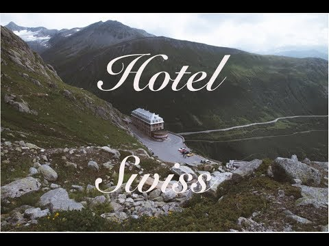 Sneaking Into The Furka Pass Hotel (Switzerland)