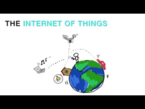 A push for internet of things