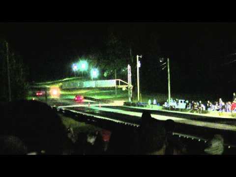 Street Outlaw Crash Race Bailyton Alabama Doc Monza Street Race