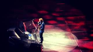 Ed Sheeran Covers Atlantic City