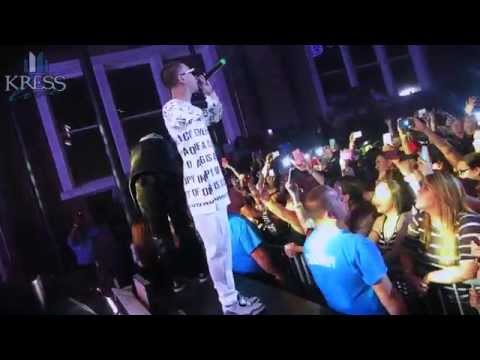 Baby Rasta y Gringo-Me Niegas en vivo -HD