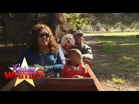 Kym Whitley on Chasing Son in the Park | Raising Whitley | Oprah Winfrey Network
