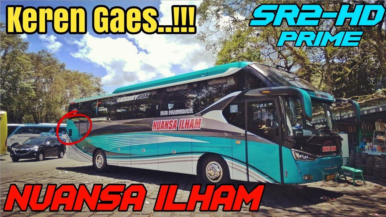 BUS NUANSA ILHAM SR8 HD - YouTube