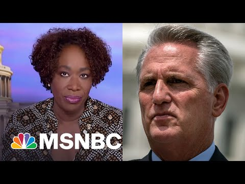 Joy Reid: GOP Continues To Choose Obedience To The Big Lie