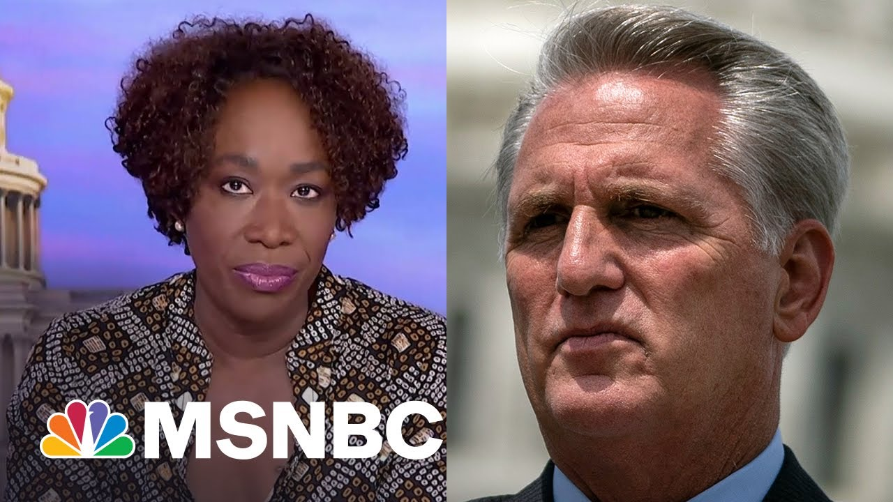 MSNBC's Joy Reid claims 'evil' Mitch McConnell planning to pack ...