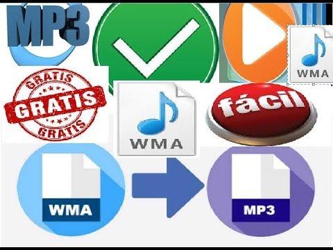 2019-COMO CONVERTIR DE WMA A MP3 SIN PROGRAMAS, GRATIS Y EN SEGUNDOS