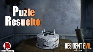 Resolver El De Puzle Evil 7 Como LucasResident WQdCExerBo