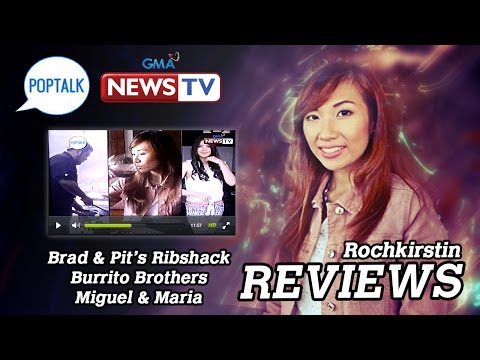 REVIEW Miguel & Maria, Brad and Pit's Ribshack, Burrito Brothers Marikina