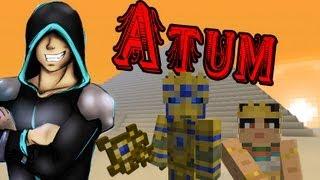Пустынное Царство! Обзор Мода Minecraft! (Atum) № 68