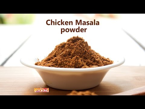 Chicken Masala powder | Ventuno Home Cooking