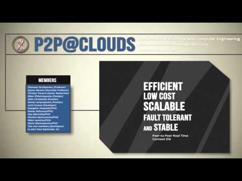 Towards a complete P2P streaming system