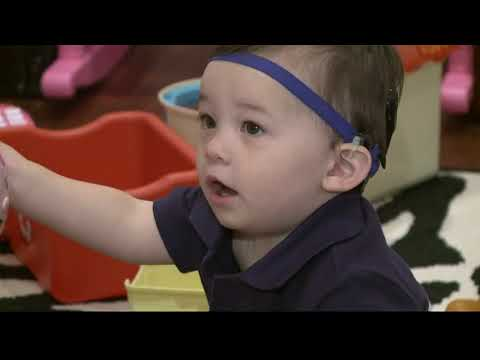 CMV: Virus causing deafness in newborns