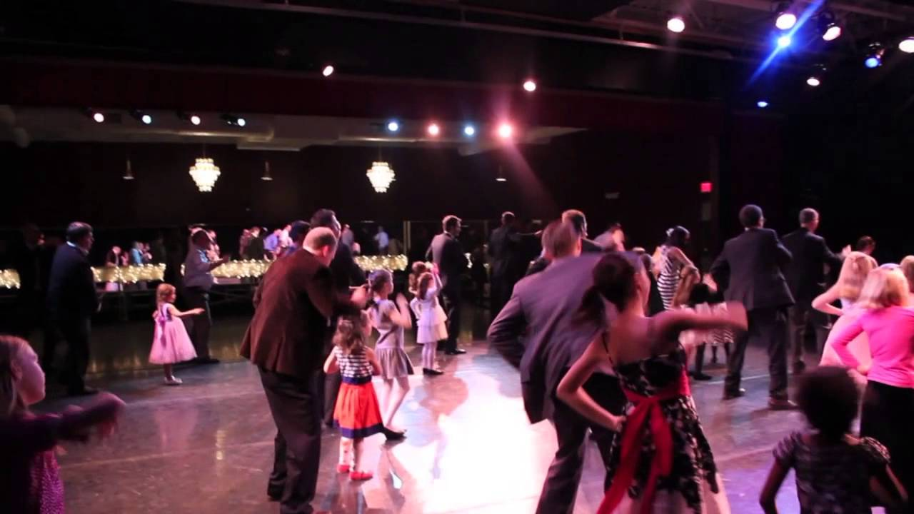 Maine State Ballet: Daddy Daughter Dance - YouTube