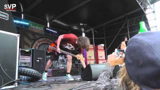 Truckfighters live @ Tuinfeest Elektra 2015 part 1