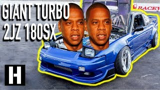 Big Turbo 2JZ 180SX Sings the Song of Our People