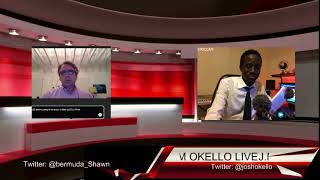 Josh Okello Periscope Interview of Shawn Murphy