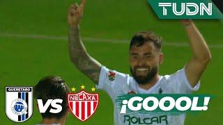 ¡Gol de Gallegos! Necaxa empata  Querétaro 2 - 2 Necaxa   Liga Mx - AP 19 - Cuartos de final   TUDN