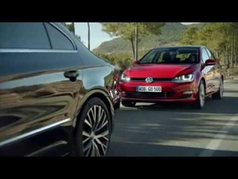 Система Volkswagen Front Assist. Технологии Фольксваген.