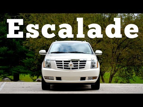 2014 Cadillac Escalade ESV: Regular Car Reviews