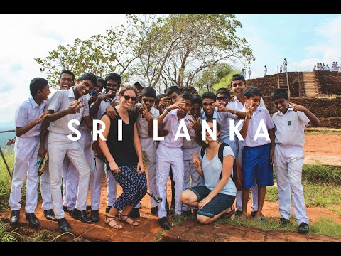 SRI LANKA 2015 - BACKPACKING