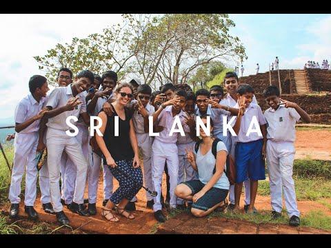 SRI LANKA 2015 - BACKPACKING