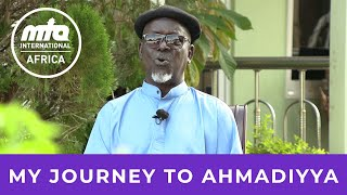 Journey to Ahmadiyyat | Alhaj Mustapha Oti Boateng