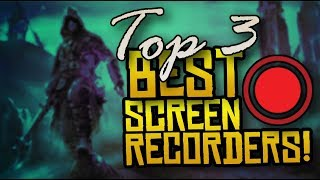 Best Free Screen Recorder 2018