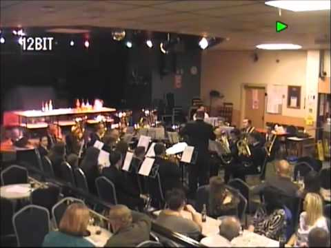 Valley Brass - Blackbrook Working Men's Club 2013