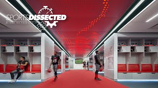 How a Sports LOCKER ROOM is MADE at the Shield Lockers HQ | Sports Dissected
